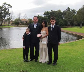 Celebrancy Services Perth, Funeral Celebrant Rivervale, Marriage Vows Cloverdale